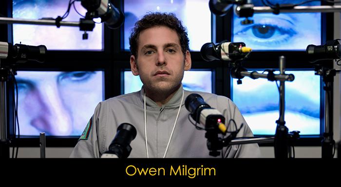 Maniac dizisi oyuncuları - Owen Milgrim