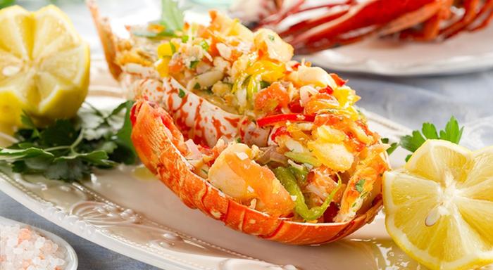Meksika mutfağı - Deniz Ürünleri
