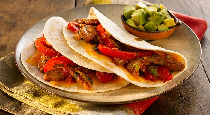 Meksika mutfağı - Fajita