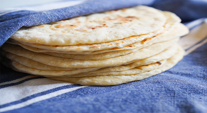Meksika mutfağı - Tortilla