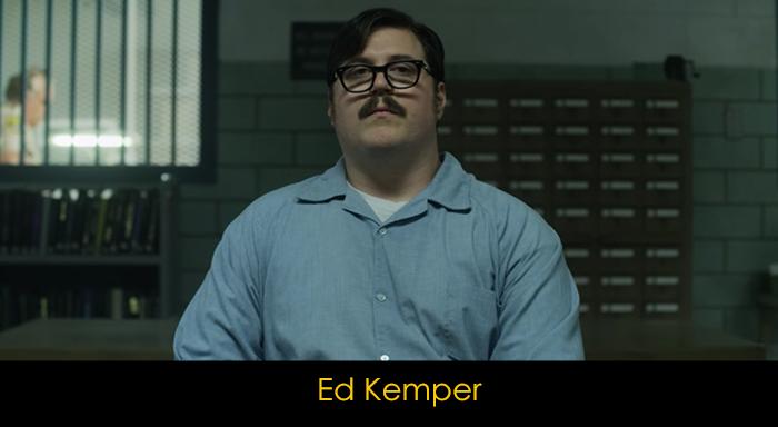 Mindhunter oyuncuları - Ed Kemper