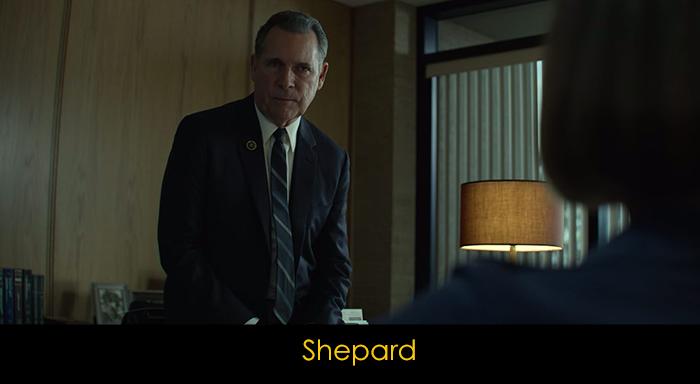 Mindhunter oyuncuları - Shepard