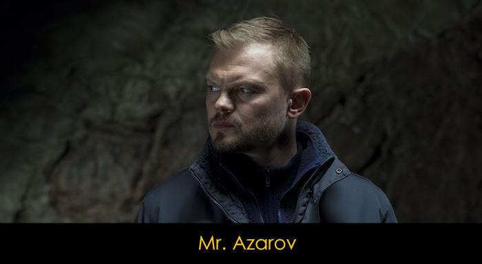 OA Dizisi Oyuncuları - Mr. Azarov