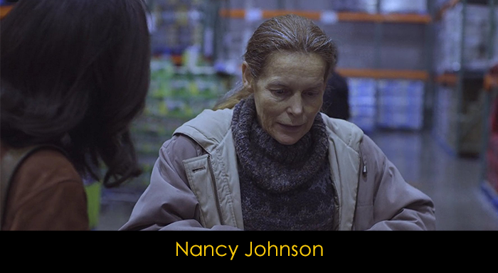 The OA oyuncuları - Nancy Johnson