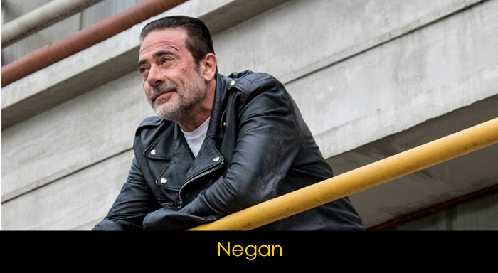 The Walking Dead oyuncuları - Negan
