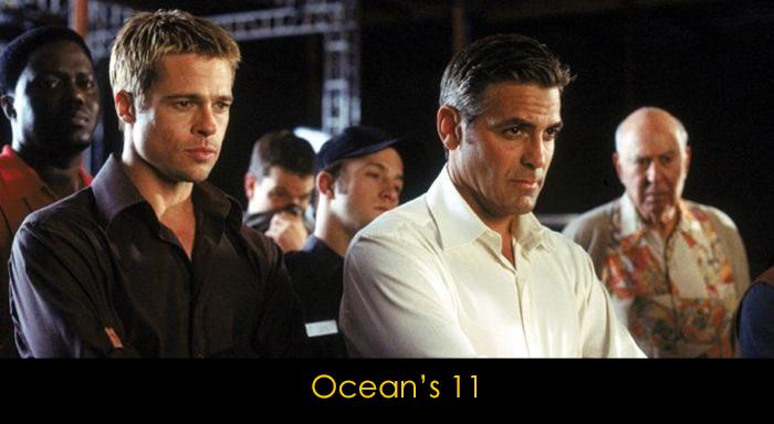 Brad Pitt filmleri - Ocean's 11