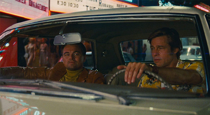 Once Upon a Time in Hollywood Rick Dalton Cliff Booth