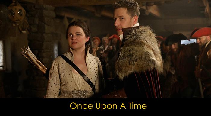 En iyi fantastik diziler - Unce Upon A Time