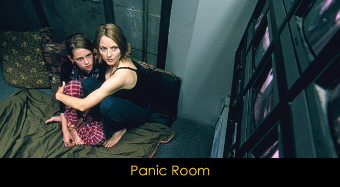 Tek mekanda geçen filmler - Panic Room