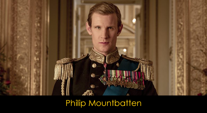 The Crown dizisi oyuncuları - Philip Mountbatten