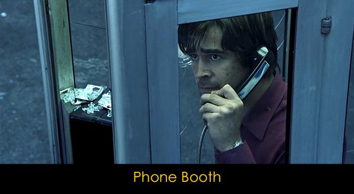 Tek mekanda geçen filmler - Phone Booth