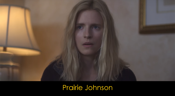 The OA oyuncuları - Prairie Johnson