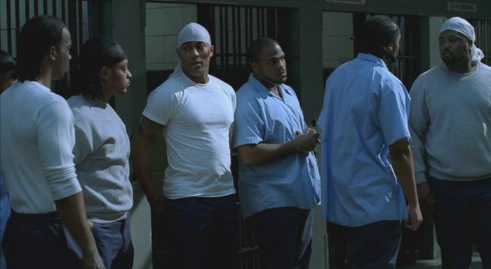 Hangi mahkum elini kaybediyordu?