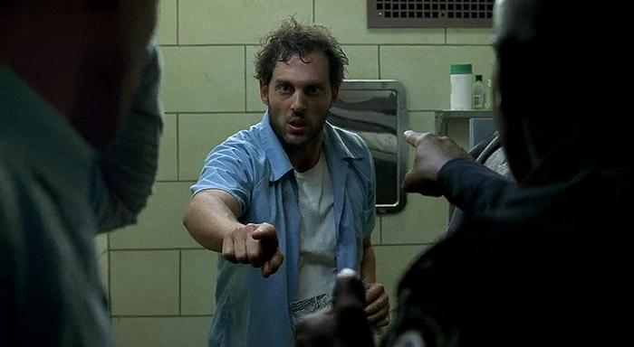Prison Break Michael'ın koğuş arkadaşı