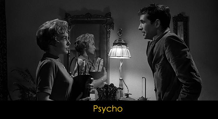 En iyi gerilim filmleri - Psycho