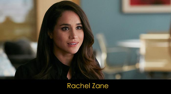 Suits dizisi oyuncuları - Rachel Zane