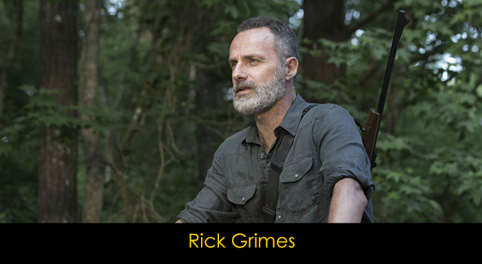 The Walking Dead oyuncuları - Rick Grimes