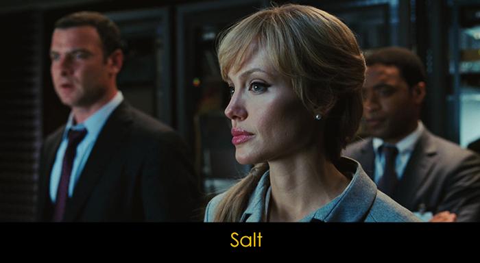 En iyi Angelina Jolie filmleri - Salt