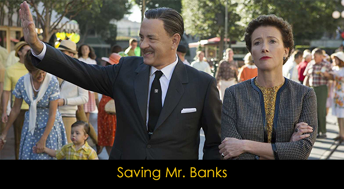 En İyi Tom Hanks filmleri - Saving Mr Banks