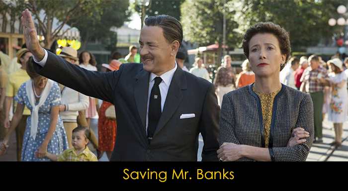 En iyi Colin Farrell filmleri - Saving Mr. Banks