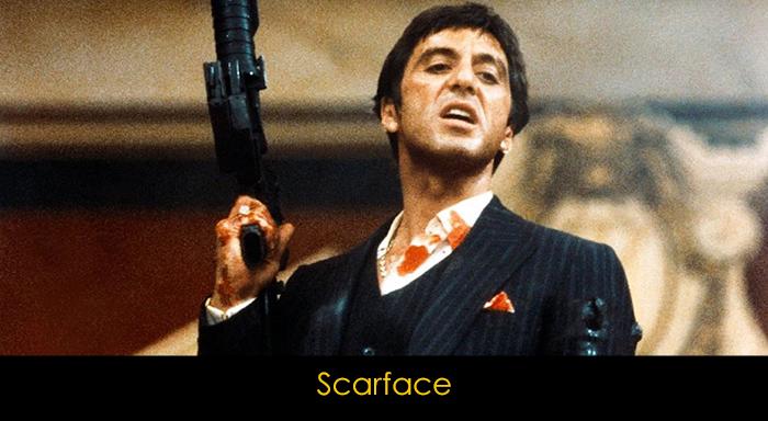En İyi Al Pacino filmleri - Scarface