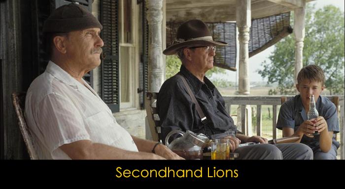 Josh Lucas Filmleri - Secondhand Lions