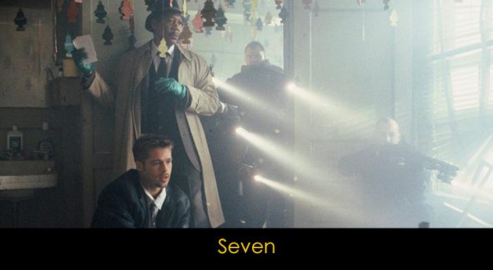 En iyi gerilim filmleri - Seven