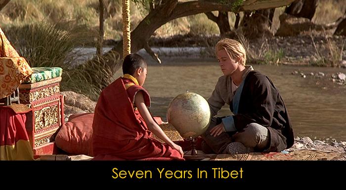Brad Pitt filmleri - Seven Years in Tibet