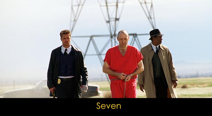 Brad Pitt filmleri - Seven