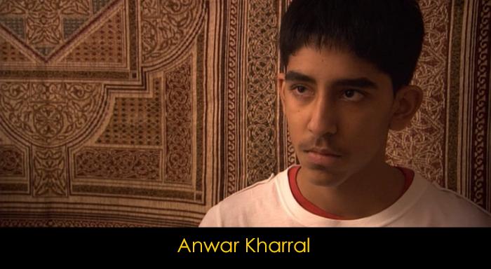 Skins Oyuncuları - Anwar Kharral