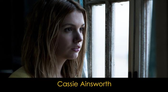 Skins Oyuncuları - Cassie Ainsworth