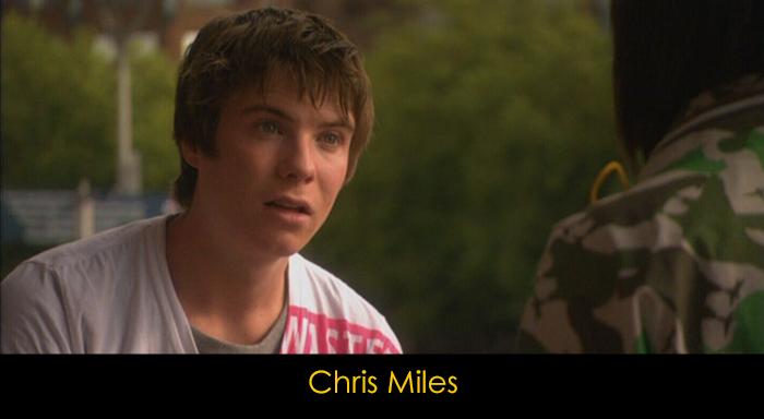 Skins Oyuncuları - Chris Miles