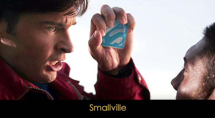 Cnbc-e Dizileri - Smallville