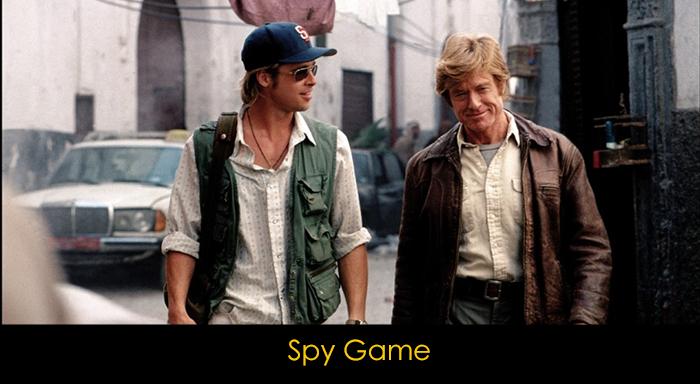 Brad Pitt filmleri - Spy Game