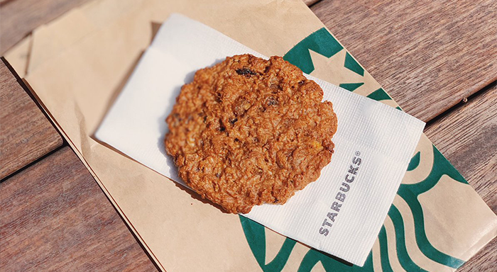 Starbucks fit ürünler - Fit Cookie