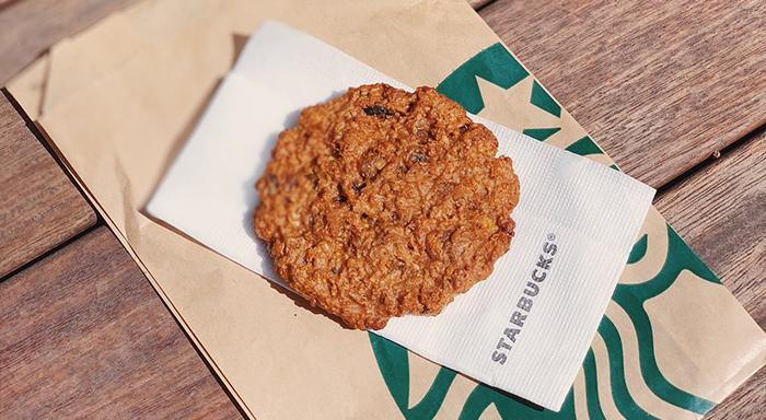 Starbucks fit ürünler - Fit Cookie