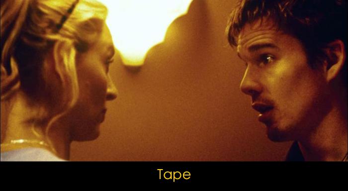 Tek mekanda geçen filmler - Tape