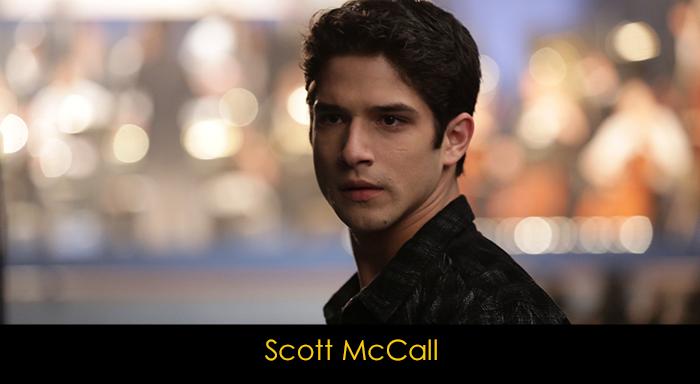 Teen Wolf oyuncuları - Scott McCall