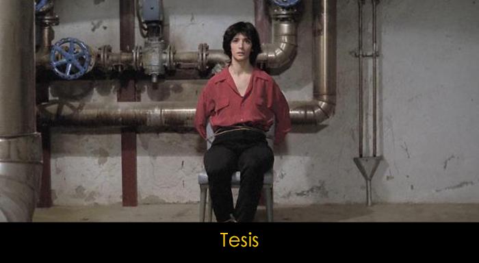 En iyi İspanyol filmleri - Tesis