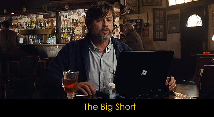 Brad Pitt filmleri - The Big Short