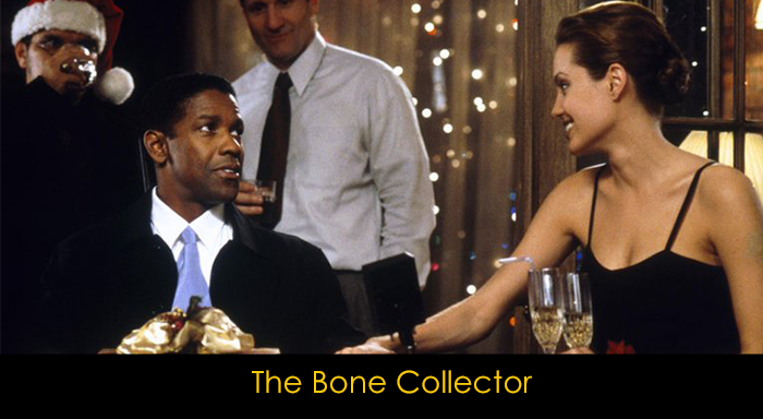 En iyi Angelina Jolie filmleri - The Bone Collector