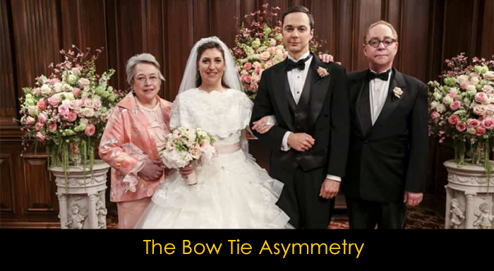 En iyi 15 The Big Bang Theory bölümü - Bow Tie Asymmetry