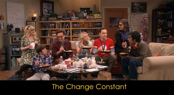 En iyi 15 The Big Bang Theory bölümü - The Change Constant