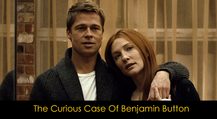 Brad Pitt filmleri - The Curious Case of Benjamin Button
