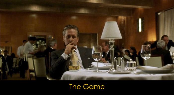 En iyi gerilim filmleri - The Game