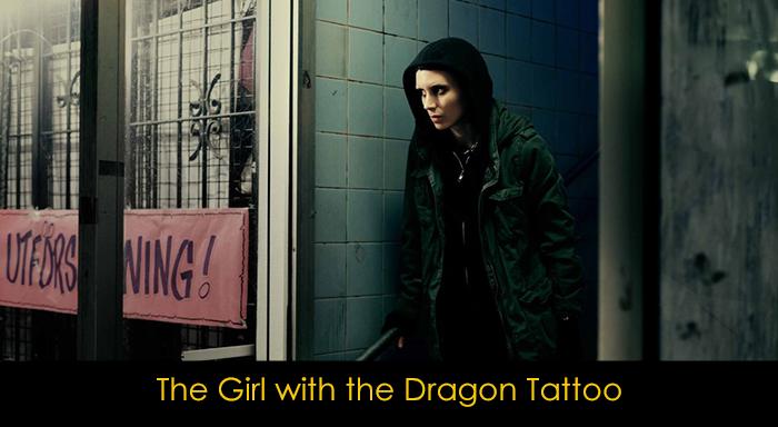 En iyi gerilim filmleri - The Girl With the Dragon Tattoo