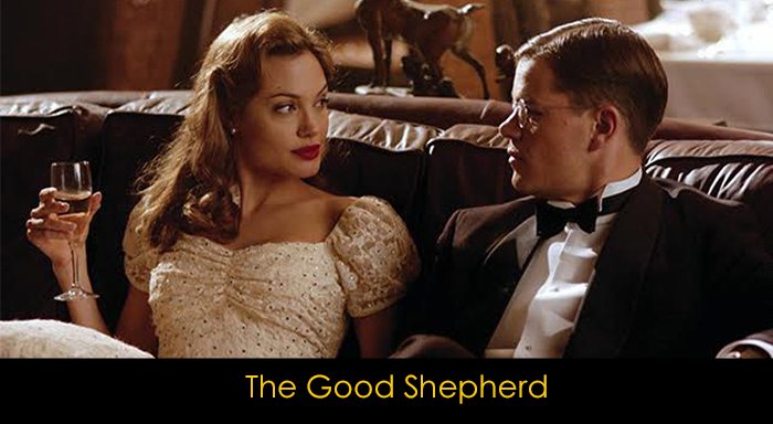 En iyi Angelina Jolie filmleri - The Good Shepherd