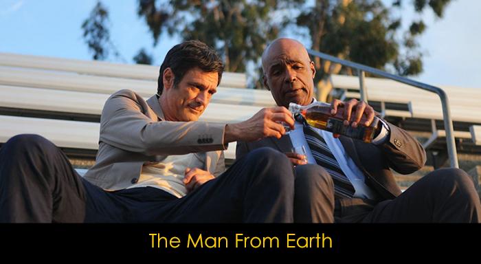 Tek mekanda geçen filmler - The Man From Earth