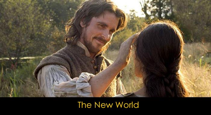 En iyi Colin Farrell filmleri - The New World