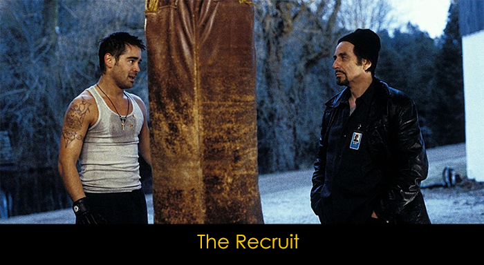 En iyi Colin Farrell filmleri - The Recruit